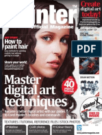 CorelPainCorel Painter - 09 - Magazine, Art, Digital Painting, Drawing, Draw, 2d