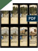 Auction Blueprint Card Sheet 1