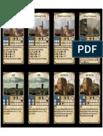Auction Blueprint Card Sheet 7
