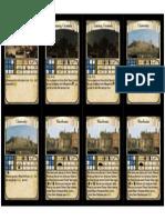 Auction Blueprint Card Sheet 11