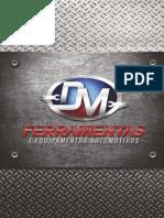 Catálogo DM Ferramentas