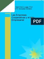 Las Empresas Cooperativas y El Arte Empresarial