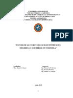 Sociedad Industrial en Venezuela