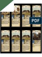 Auction Blueprint Card Sheet 2