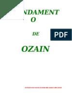 Fundamento de Ozain
