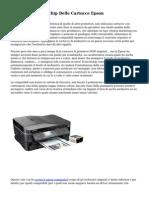 Riprogrammare I Chip Delle Cartucce Epson