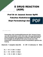 Drug Adverse Reactionbiomedic