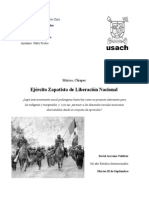 EZLN y su LEGADO