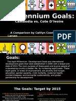 8 millennium goals