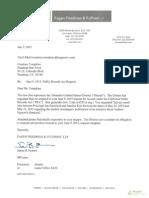 Email thread regarding censorship of student media at San Gabriel High School
