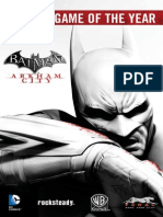 Manual Batman AC Fr (PC)