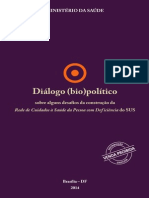 Dialogo Bio Politico Pessoa Deficiencia