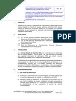 Procedimiento 38 - COES SINAC