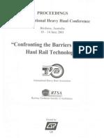 Rail Reliability Improvement Reduction Critical Defect_Detectability