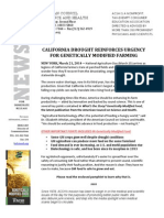 GM Press Release March 2014