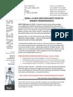 Fracking Press Release June 13 2014 (1)