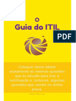 eBook O Guia do ITIL
