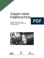 Copper NickelFabrication 12014