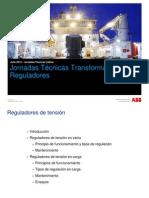 Reguladores de Tension Para Trafos ABB
