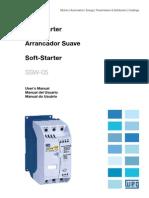 WEG Ssw 05 Manual Del Usuario 0899.5119 2.3x Manual Espanol