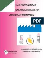 Manual de Produção de Cosméticos Para Auxiliares de Produção Industrial