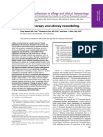 2007 - Asthma Therapy and Airway Remodeling