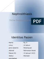 Referat Nephrolithiasis - Dicha