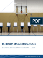 The Health of State Democracies