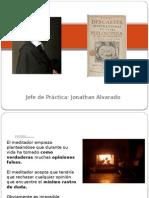 Primera y Segunda Meditación Metafísica Practica CEFIL 2014