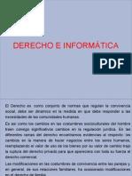 Derecho Informático I