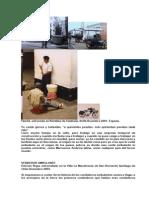 Organilleros en Chile
