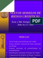 Seminario Riesgo Crédito - AMS 3