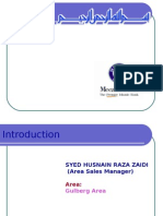 ADC Presentation by Husnain Raza