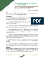 Res. n 0026-2014-A-mpsm Aprueba Propuestas Procompite 2014(2)