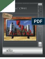 Runco CW-61 Datasheet