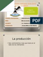 produccion  macroeconomia
