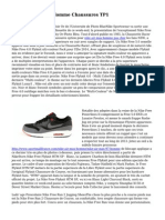 Nike Blazer Bleu Homme Chaussures TP1
