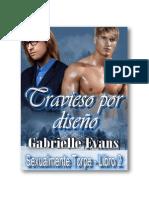 02 - Sexualmente Torpe - Travieso Por Diseño - Gabrielle Evans