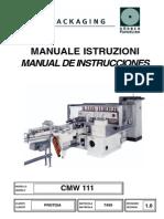 CMW111 Manual Operacional
