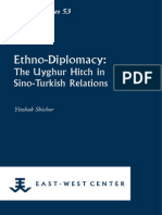 Sino-turkish relations eastwest.pdf