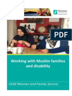 Toolkit Muslim Families Disability