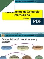 Fundamentos de Comercio Internacional 2011-Sesion 12