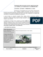 Formato de Proyecto de Imformacioin (2)