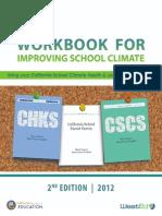 Schoolclimateworkbook 2ndedition Final