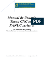 Manual de Usuario Torno Cnc Con Fanuc Series 0i