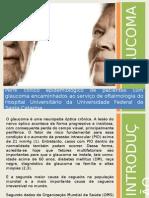 Epidemiologia Glaucoma
