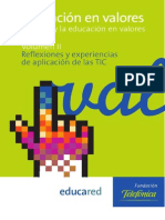 Educacion en Valuegenesis.vol.II