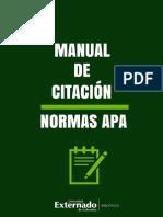 Manual Citación APA v5