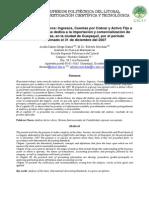 Auditoria de Los Rubros Activos Fijos y Cuentas Por Cobrar