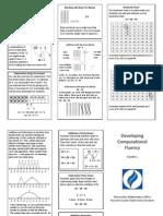 grade1 fluency brochure